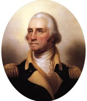 American  General George Washington