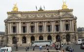 Òpera Garnier de París