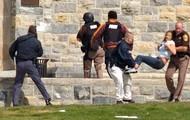 Disparos de Blacksburg, VA Abril 2007