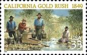 Where did the Gold Rush start?