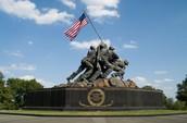 Iowa Jima Memorial