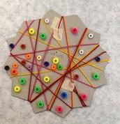 Mariam's Circular Weaving