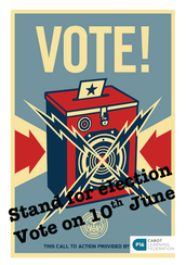 Stand for Election!