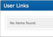 User Links