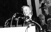 Eleanor Roosevelt Labor Management Speech