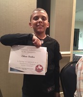 Pop Warner Regional Banquet Honoree