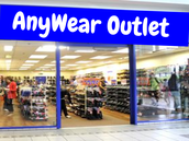Where is the AnyWear Outlet located and how can you contact us?