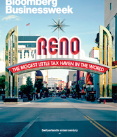 The World's Favorite New Tax Haven Is the United States