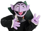 Wednesday, February 12th  is COUNT DAY!!!!!!!!
