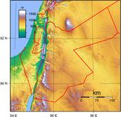 Jordan`s Geography