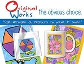 Original Works Fundraiser Deadline Approaching!