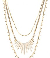 Zuni layering necklace was $98 NOW $55