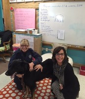 K-9 Unit in Ms. Maria Scully's Classroom