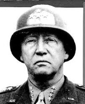 """George """"Old Blood and Guts"""" Patton"""