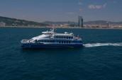 Ferries y Hidroalas