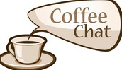 NEW - Parent Coffee Chats! (SPREAD THE WORD)