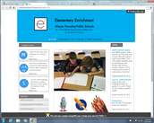"The ""Elementary Enrichment"" Website"
