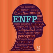 ENFP Word Illustration