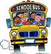 Behavior on the Bus