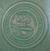 Oklahoma A&M seal