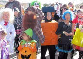 Kids Costume Parade