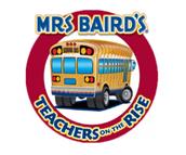 Mrs Baird's Teachers On The Rise!