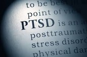 How does PTSD affect someone?