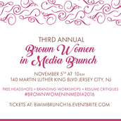 Brown Women In Media Brunch