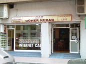 Come to our kebab.