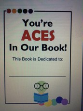 "ACES, ""FILL THE BOOKSHELVES COMMITTEE"""
