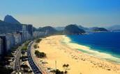 Beach: Copacaban