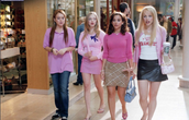 Picture from the movie Mean Girls