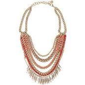 Carmen Necklace $45