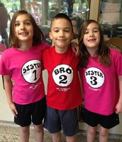 Perfect Shirts for Triplets at Muraski!