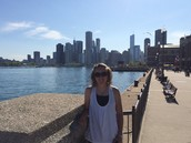 Navy Pier--Chicago!