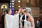 Crowning of Bride and Groom