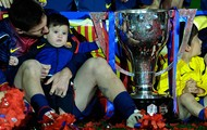 Messi's son