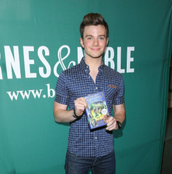 Book By Chris Colfer