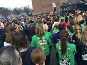 Race For Grace at the Norwin High School