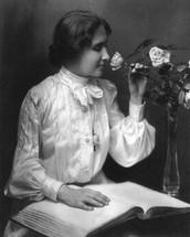Who is Helen Keller?