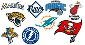 Florida sports teams