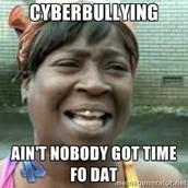 Cruel Cyberbullies!
