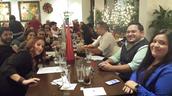 Staff Holiday Celebration @ Mi Cocina