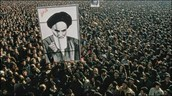 Supporters of the Ayatollah Khomeini