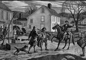 Lexington and Conord 1775
