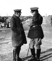 Sir Julian Byng and Sir Arthur Currie