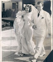Capone's marriage to Mae Coughlin