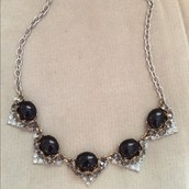 Black Rory Necklace $29