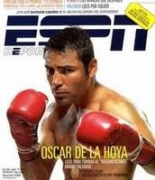 Oscar en una revista deportiva mexicana