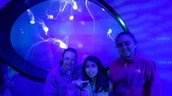 Hanging with the jellies